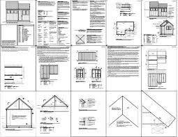 8 X 10 Gambrel Shed Plans by 10 X 12 Gambrel Shed Plans Sketchup