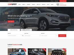 15+ Best Car Dealer WordPress Themes 2019 - AThemes