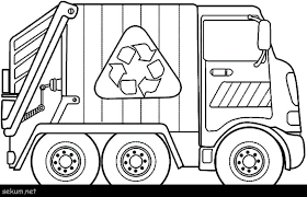 100 Garbage Truck Youtube Coloring For Kids With YouTube In S Pages Mogoome