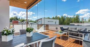 100 Glass Walls For Houses Retractable For Balconies Sunrooms And Patios Lumon