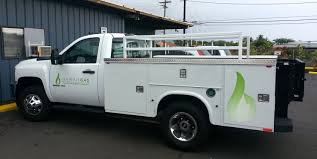 Hawaii Gas Small Truck