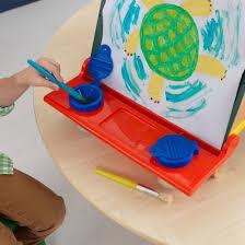 Kidkraft Easel Desk Espresso by Kidkraft Tabletop Easel Natural With Primary Target