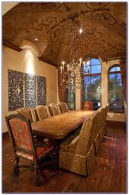 Tuscan Wall Decor Ideas by Tuscan Dining Room Provisionsdining Com