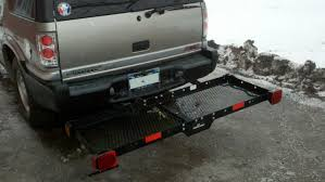 Recommendation For Anyone Who Has A Hitch Cargo Carrier - Blazer ... Our Productscar And Truck Accsories Punisher Trailer Hitch Cover Black Red Plus Brampton On 188 Best Tow Hitch Attachments Images On Pinterest Tools Pickup Hh Home Accessory Center Dothan Al Canopy West Fleet Dealer Ram For Sale Near Las Vegas Parts At Cargo Carrier Commercial Towing Meiters Llc Sema 2014 Getting Hitched To Cool Bumper Riva Inc Opening Hours 4325 Harvester Rd Archives The Hitchman