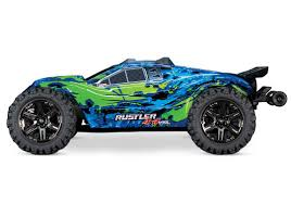 Traxxas Rustler VXL Brushless 1/10 RTR 4x4 Stadium Truck - Green ... Stadium Truck Wikipedia Tlr 22t 40 Race Kit 110 2wd Truck Tlr03015 Nexus City Slickers A Super Dissected Dirtcomp Magazine 2017 Mazda B2000 Rumbul With Driver Mike Whiddett At Racing Speed Energy Series St Louis Missouri Project Complete Prtechnology Introducing Trucks Sst What The Checkered Flag Hpi Bullet St 30 Rtr Scale 4wd Nitro Hpi110660 Rustler Vxl Brushless Tra370764 Team Losi 4 Rear Rc Newb 2 Hlights Youtube