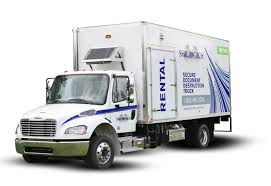 Shred-Tech® – Rental Trucks