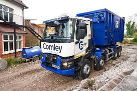 First Renault Trucks In Sixty Years For Comley Demolition - MHW Magazine