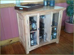 corner liquor cabinet home design ideas