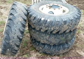 4) 10.00-20 Firestone Mud Truck Tires | Item 1702 | SOLD! A... Pirelli Scorpion Mud Tires Truck Terrain Discount Tire Bnyard Boggers Boggin And Off Road Retread Extreme Grappler With 255 General Grabber X3 Just Got New Tires And Cool Air Intake On My Dailymud Truck I Love Nitto Grapplers 37 Most Bad Ass Looking Out There Good Cheap 4x4 Find Deals Line At Amazoncom Traxxas 6873 Bf Goodrich Ta Km2 Pre Detail Slush Winter Vehicle Car Wheelboxes Trucktires Monster Mud Trucks John Deere Bog Bigfoot 124 King Xt Weighted