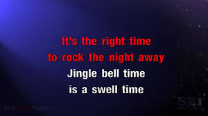 Rockin Around The Christmas Tree Karaoke Miley by Jingle Bell Rock Karaoke Hd In The Style Of Christmas Youtube