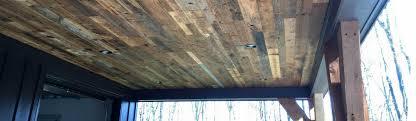 104 Wood Cielings Rustic Reclaimed Ceilings Whole Log Reclaimed Nc