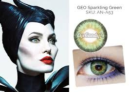 Blue Prescription Halloween Contacts by Contact Lenses That Will Give You The Maleficent Look U2013 Eyecandy U0027s