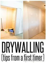 Hanging Drywall On Ceiling Or Walls First by Best 25 How To Finish Drywall Ideas On Pinterest How To Install