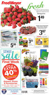 Fred Meyer Lamp Shades by Fred Meyer Weekly Coupon Deals 7 10 U2013 7 16 1 49 Lb Strawberries