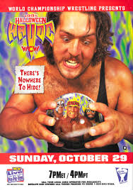 Halloween Havoc 1997 Hogan Fan by Happy Halloween Full Gallery Of Every Wcw Halloween Havoc Poster