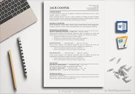 Resume For Graphic Designer Inspirational Design Examples 2015