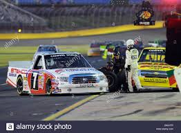 100 Truck Series Drivers May 20 2011 Concord North Carolina US Camping World