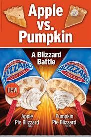 Pumpkin Pie Blizzard Calories Mini by 100 Dairy Queen Pumpkin Pie Blizzard Calories Dairy Queen
