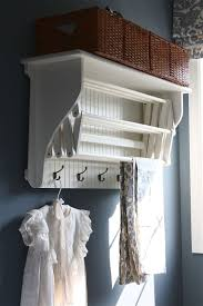 Decorative Clothes Rack Australia by 40 Small Laundry Room Ideas And Designs U2014 Renoguide