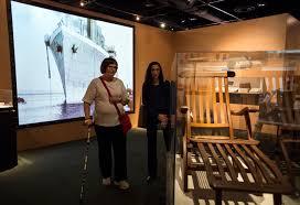submarine that found titanic vietnam u0027huey u0027 chopper join exhibits