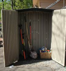 Roughneck Gable Storage Shed by Durable Rubbermaid Outdoor Storage Shed