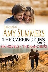 The CarringtonsThe Ranchers By Helen Conrad
