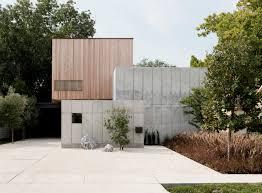 100 Concrete House Design Gallery Of Box Robertson 1