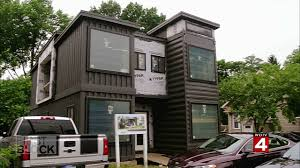100 Cargo Shipping Containers Houses How Shipping Containers Become New Homes In Detroit