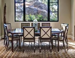 Mediterranean Dining Room Designing