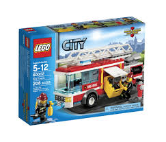 Amazon.com: LEGO City Fire Truck 60002: Toys & Games   Kid's Toys ... Lego Gift Ideas By Age Toddler To Twelve Years Lego City Great Vehicles Airport Fire Truck Amazon Canada Amazoncom Emergency 60003 Toys Games Cartoon Police Car My 2 Duplo Legoville 4977 Amazoncouk About New Cars Fire Truck Lego Movie Cars Videos For Children Kids 4x4 4208 Station 60004 City Halloween Special Update Junior Kids Game Remake Legocom