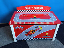 ht sctb01 70x40x37 49 h cm e1 standard race car design toy box new