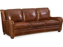Bradington Young Leather Sectional Sofa by Bradington Young Living Room Majesty Stationary Sofa 8 Way Tie 511