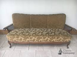 antike sitzcouch sofa 30er 40er federkern in worms