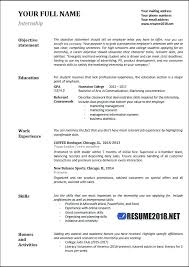 Examples Of Sales And Marketing Resumes Director Resume