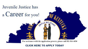 Kentucky Personnel Cabinet Position Description by Department Of Juvenile Justice Welcome