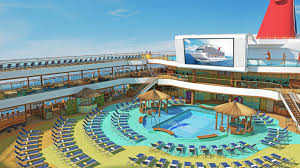 Carnival Sunshine Deck Plans Pdf by Carnival Breeze Joins The Carnival Cruise Lines Fleet Island
