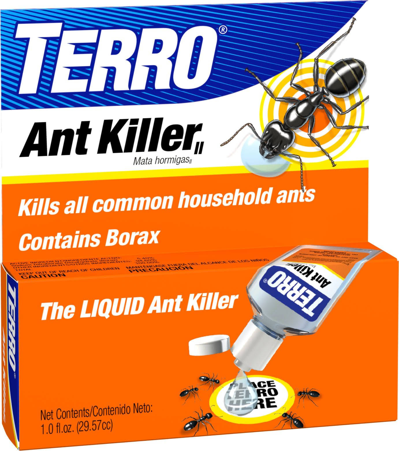 Terro Liquid Ant Killer - 1oz