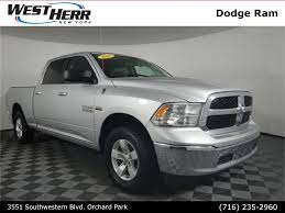 Used 2017 Ram 1500 SLT Truck 36194 21 14127 Automatic Carfax 1-Owner ...