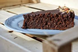 ein schokotraum schoki nuss kuchen glutenfrei kuchen