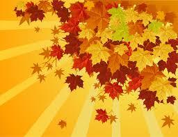 Fall leaf