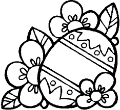 Printable Easter Coloring Pages 4 5