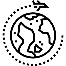 Travel Worldwide Icon