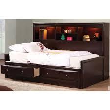 platform bed frame with drawers bed frame u0026 storage bedframe