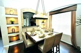 Dining Table Light Fixtures Above Lights