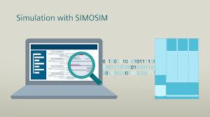 simosim integrierte simulation software siemens global website