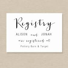 Wedding Registry Card Template Gift List Printable Gift Pottery Barn Registry Makes Special Moments Even More Memorable Most Popular Baby Items Best 25 Wedding Gift Registry Ideas On Pinterest Radiant Jordie Smith Along With Neil Czapinski Online Dazzle 255 Best Email Autoregtrywish List Images Gift Blog 0nine Creative Bridal Designer Monique Lhuilliers Collection Kim Barasch And Ben Berteins Zola