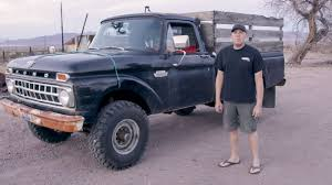 100 Motor Trend Truck Of The Year History Roadkill Extra February 2018 Episode 403 1965 Ford 4x4