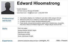 FunctionalResumeTemplate GoogleDocs Resume Templates Google