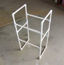 free download how to build a pvc pipe rack storage system more