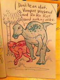 Hipster Dinosaur Coloring Book Source